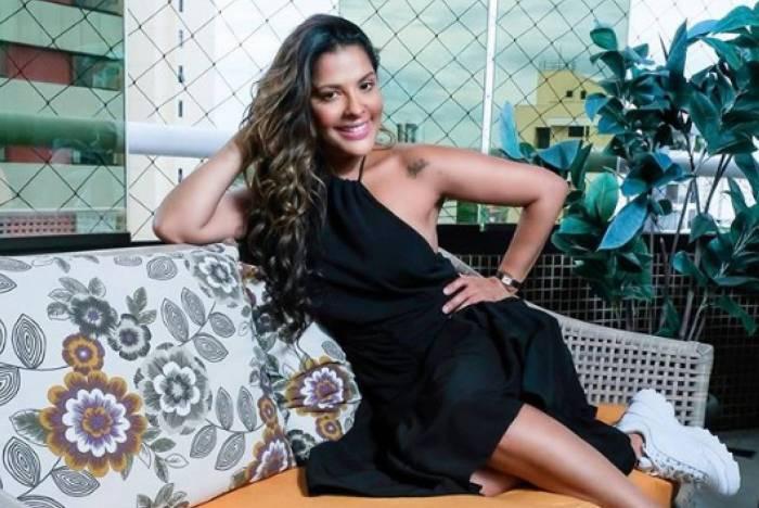 Gyselle ex-BBB revela que ficou com Bial depois que saiu do reality da Globo (Imagem: Reprodução)