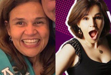 Claudia Rodrigues retorna aos trabalhos artístico e anuncia estreia de canal (Montagem: TV Foco)