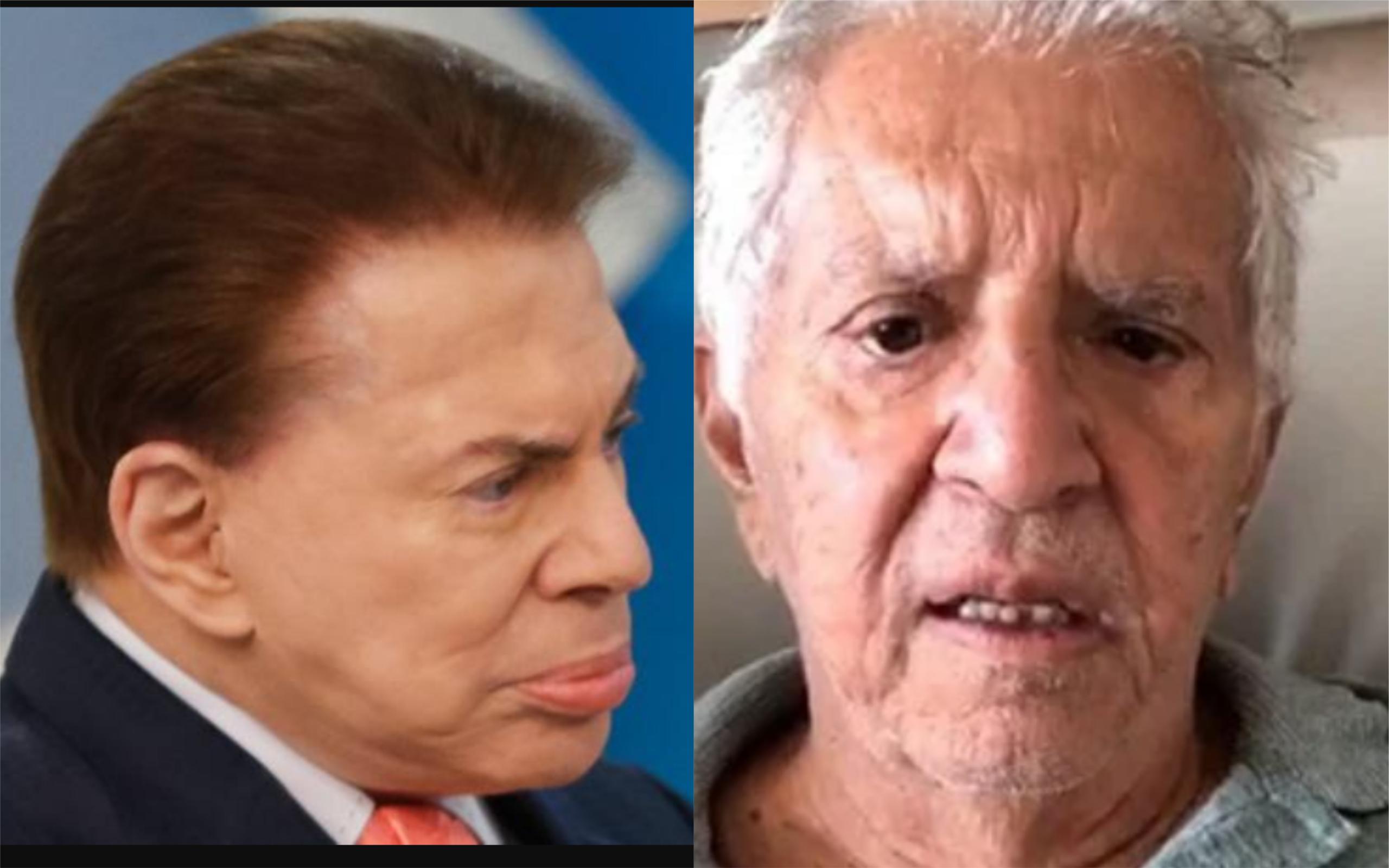 Carlos Alberto de Nóbrega surpreendeu com desabafo sobre situação e sobrou até pra Silvio Santos (Foto: Divulgação)