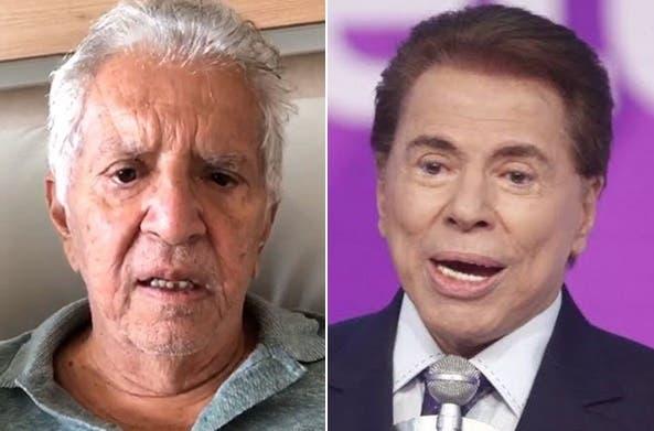 Carlos Alberto recebeu nova ordem de Silvio Santos no SBT - Foto: Montagem