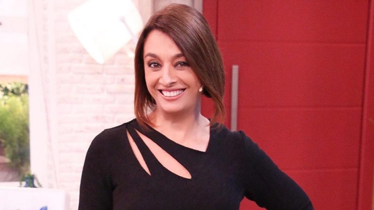 Cátia Fonseca é a apresentadora do programa Melhor da Tarde (Foto: Reprodução/Instagram)