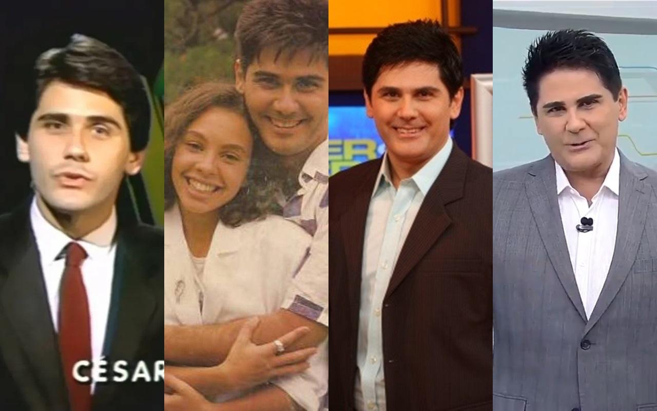 Saiba mais sobre a incrível carreira de César Filho (Foto: Montagem TV Foco)