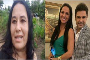Cleo Loyola quebrou o silêncio sobre Zezé e Graciele - Foto: Montagem