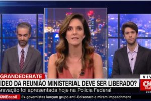 Caio Copolla leva bronca ao vivo de Monalisa Perrone (Foto: Reprodução)