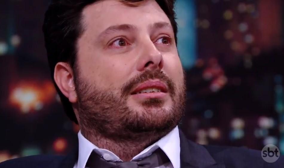 Danilo Gentili perde irmão para Coronavírus e faz desabafo emocionante