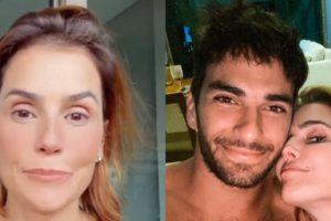 Deborah Secco expôs vida íntima com o marido Hugo Moura em entrevista polêmica (Foto: reprodução)