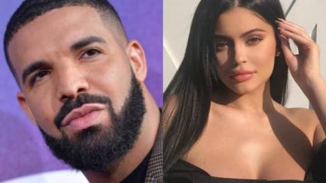 """Em live, Drake cria polêmica com Kylie Jenner e diz: """"segunda opção"""" (Foto: Reprodução)"""