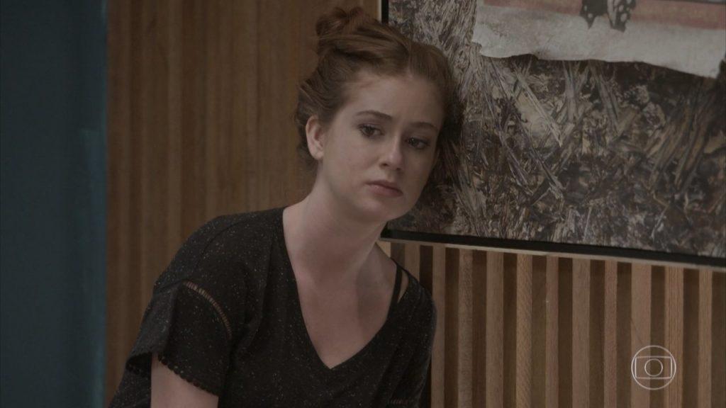 Eliza fica deprimida em cena de Totalmente Demais