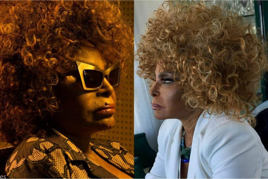 Elza Soares surge completamente nua aos 90 anos