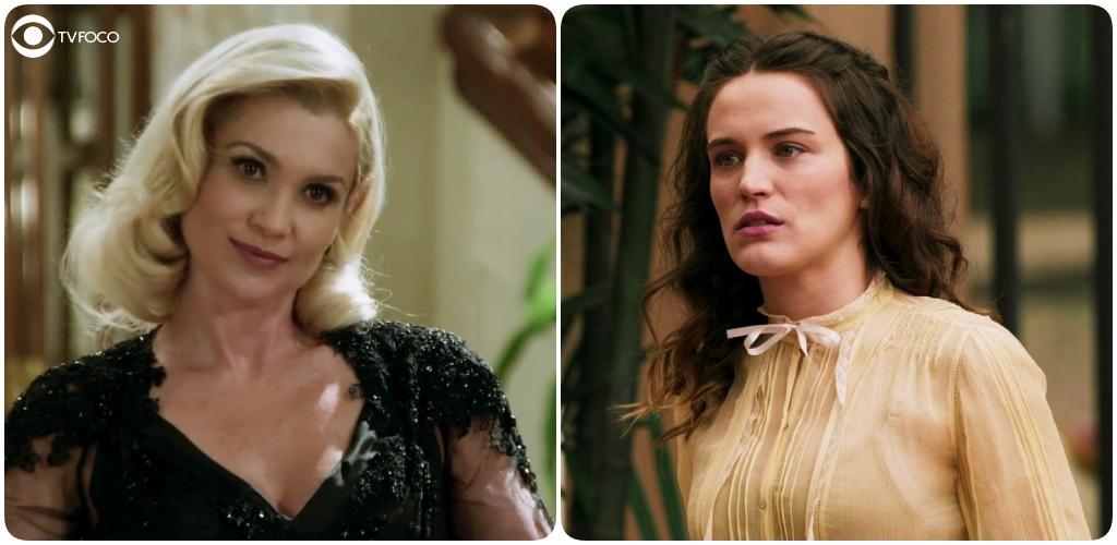 Êta Mundo Bom vai mostrar um arranca rabo entre Sandra e Maria