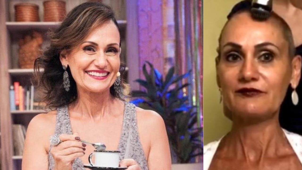 Faa Morena pegou todos de surpresa com atitude (Foto: Reprodução/RedeTV!/Instagram)