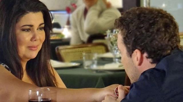 A atriz em 'Amor À Vida' (Foto: reprodução/Globo)