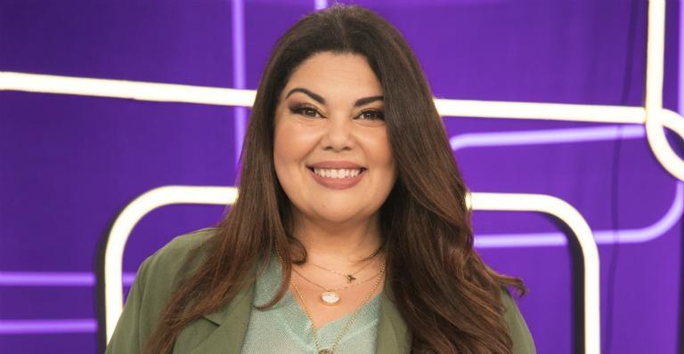 A apresentadora comanda o 'Se Joga' (Foto: reprodução/Globo)