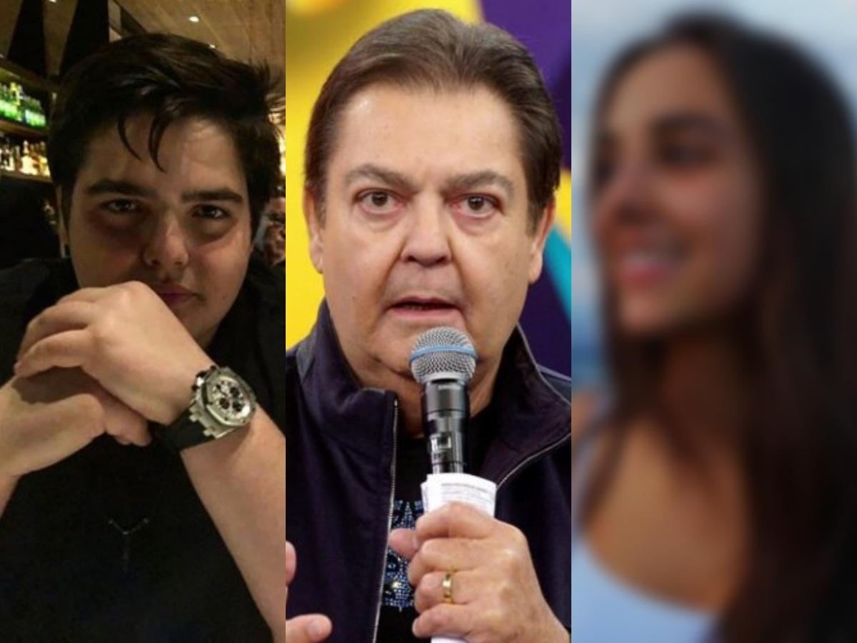 O famoso apresentador da Globo, Faustão voltou a ter o seu nome na boca do povo (Foto: Reprodução/Montagem TV Foco)