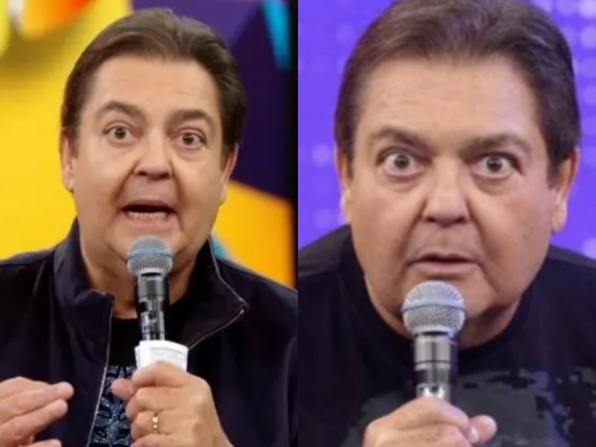 O famoso apresentadora da Globo, Faustão deve deixar a emissora carioca em 2022 (Foto: reprodução/Montagem TV Foco)
