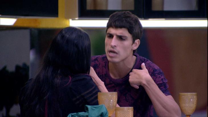 Felipe Prior no BBB20 (Foto: Globo)