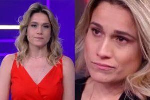 Fernanda Gentil pode não ter seu contrato renovado (Foto: reprodução/Globo)