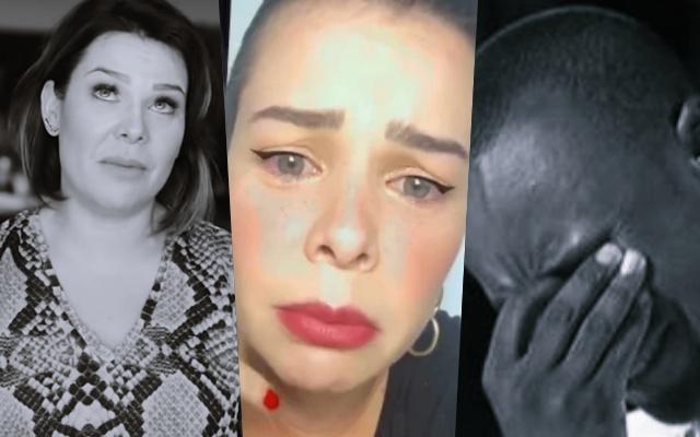 Fernanda Souza compartilhou relato chocante (Foto: Reprodução)