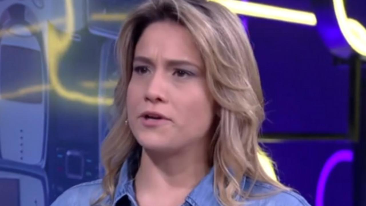 Fernanda Gentil pode deixar o Se Joga (Foto: Reprodução/Globo)