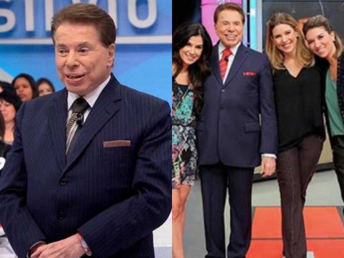 Filha do famoso apresentador e dono do SBT, Renata Abravanel causa confusão (Foto: Montagem TV Foco)