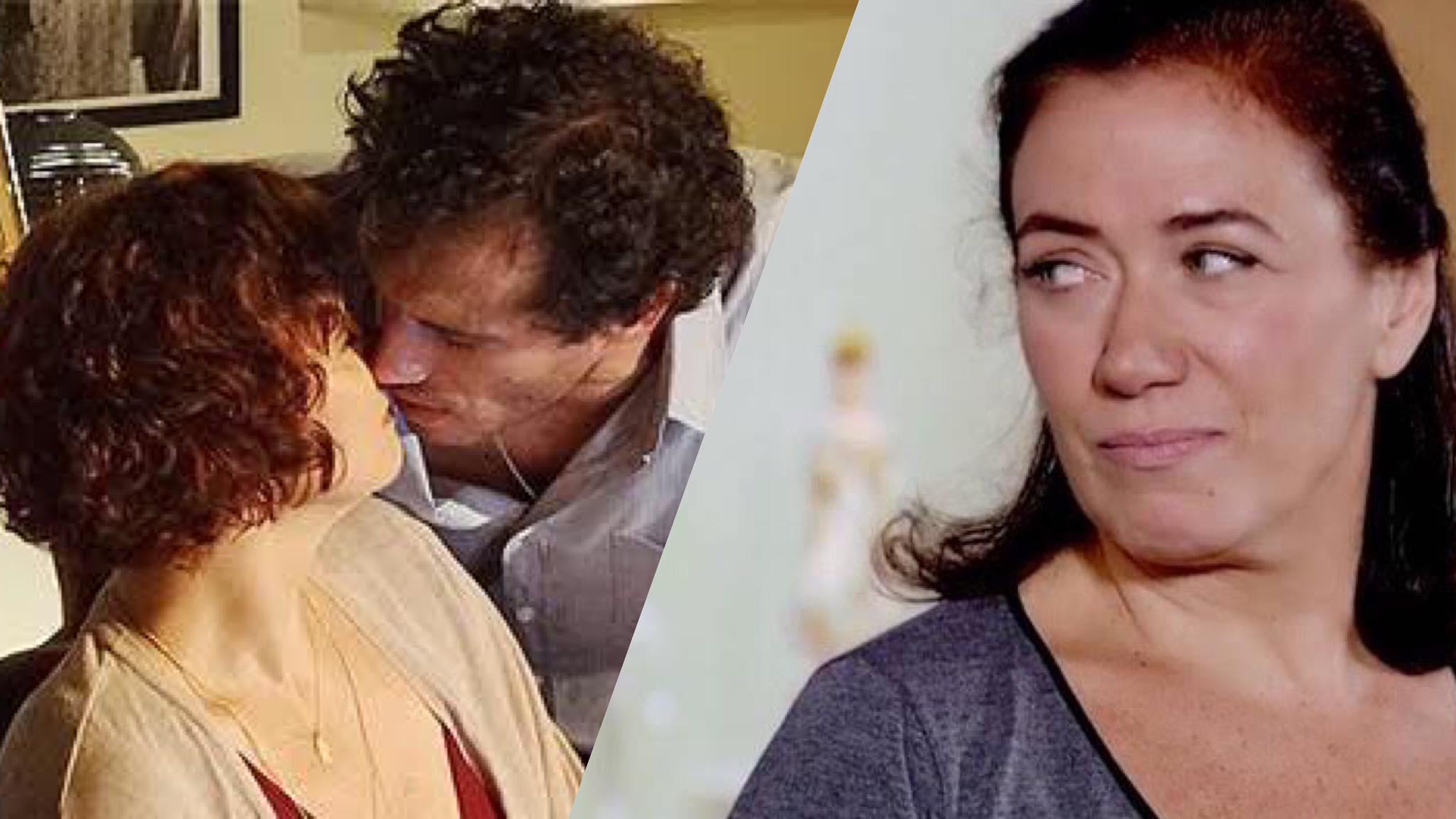 Griselda será colocada de lado por Guaracy que engatará romance com Esther (Montagem: TV Foco)