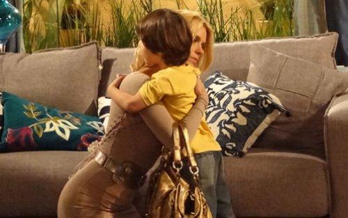 Fina Estampa terá final feliz com Teodora, Quinzé, Quinzinho e novo bebê (Imagem: Globo)