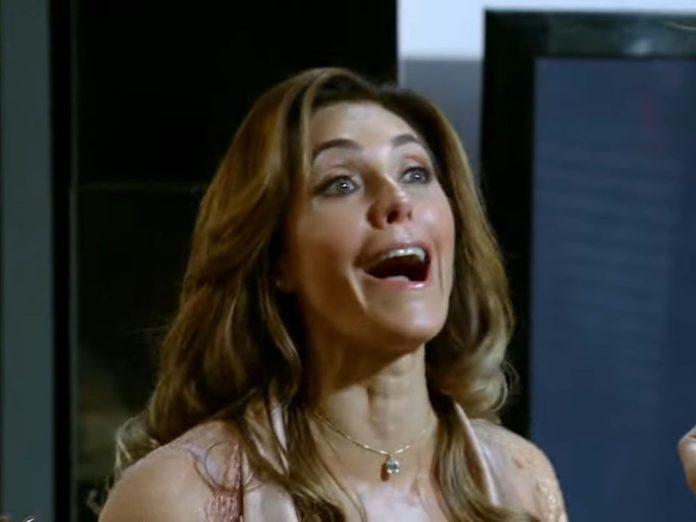 Tereza Cristina em cena da novela Fina Estampa - Foto: Reprodução