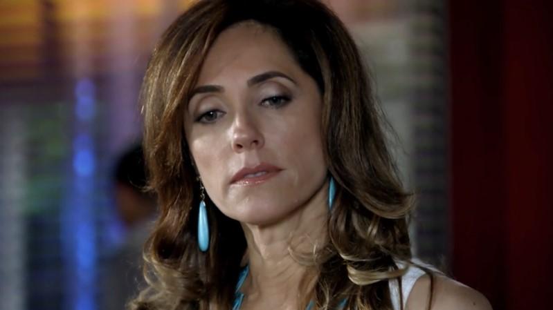 Christiane Torloni (Tereza Cristina) em Fina Estampa; novela das nove tem o break mais caro da TV (Foto: Reprodução/Globo)