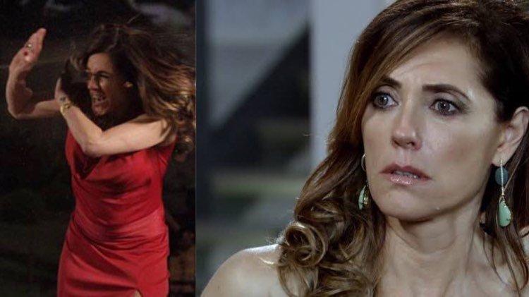 Tereza Cristina será obrigada a fugir da polícia na reta final de Fina Estampa (Montagem: TV Foco)