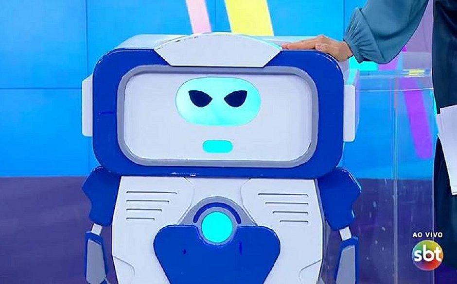 Fofobyte, o robô triturador