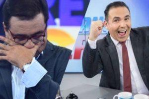 Geraldo Luís ganhará um novo projeto na Record, já que Reinaldo Gottino retorna para a emissora e também para o Balanço Geral (Montagem: TV Foco)