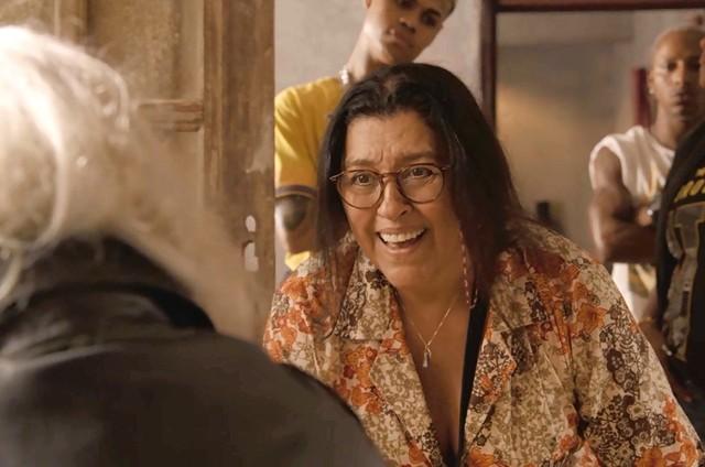 Lurdes em cena da novela Amor de Mãe, adiada na Globo por causa da quarentena - Foto: Reprodução