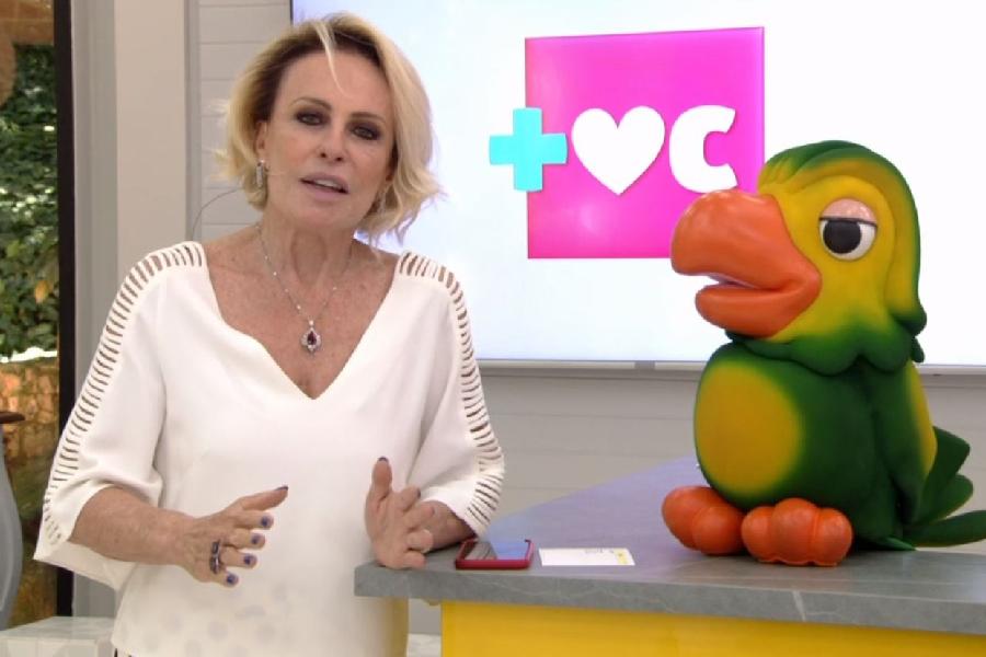 Ana Maria Braga ganha esperanças após pronunciamento da Globo - Foto: Reprodução