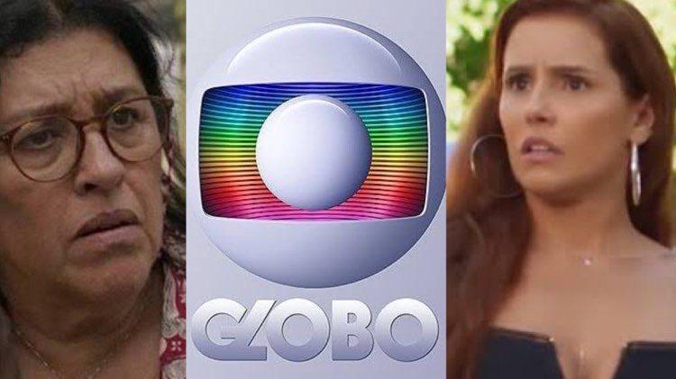 Projeto de retomar com as gravações das novelas da Globo, desagrada autores (Montagem: TV Foco)