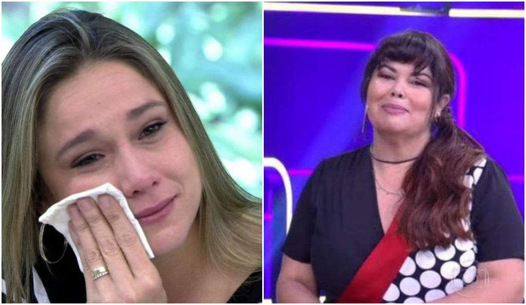 Fernanda Gentil e Fabiana Karla são apresentadoras do Se Joga - Foto: Reprodução