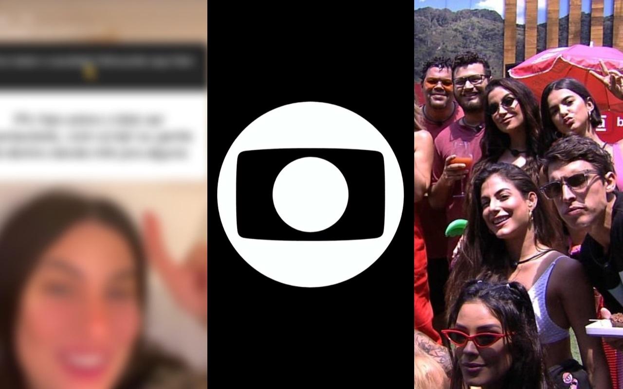 Boca Rosa - Globo tem verdade sobre BBB20 exposta após fim do programa (Foto: montagem TV Foco)