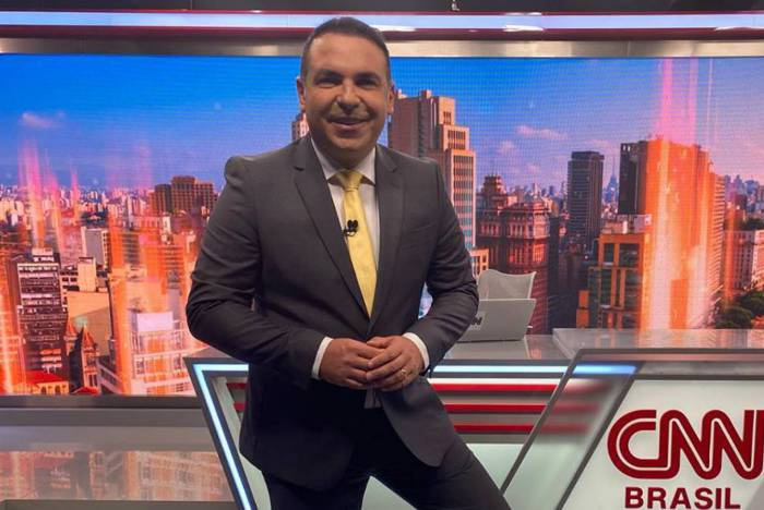Reinaldo Gottino deixa a CNN Brasil e volta à Record - Foto: Reprodução