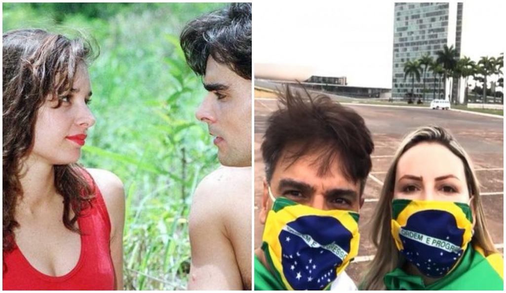 Guilherme de Pádua reapareceu e foi criticado nas redes sociais - Foto