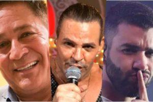 Gusttavo Lima e Leonardo se vingam de Eduardo Costa (Foto: Reprodução)