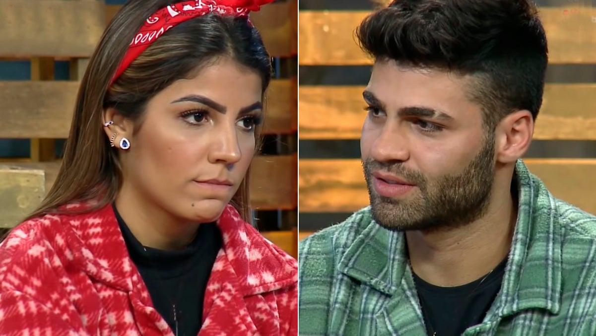 Hariany Almeida estaria vivendo affair com Netto, ex-participante de A Fazenda (Foto: Reprodução)