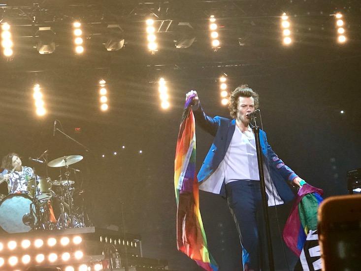 Harry Styles surpreende e revela bissexualidade (Foto: Reprodução)