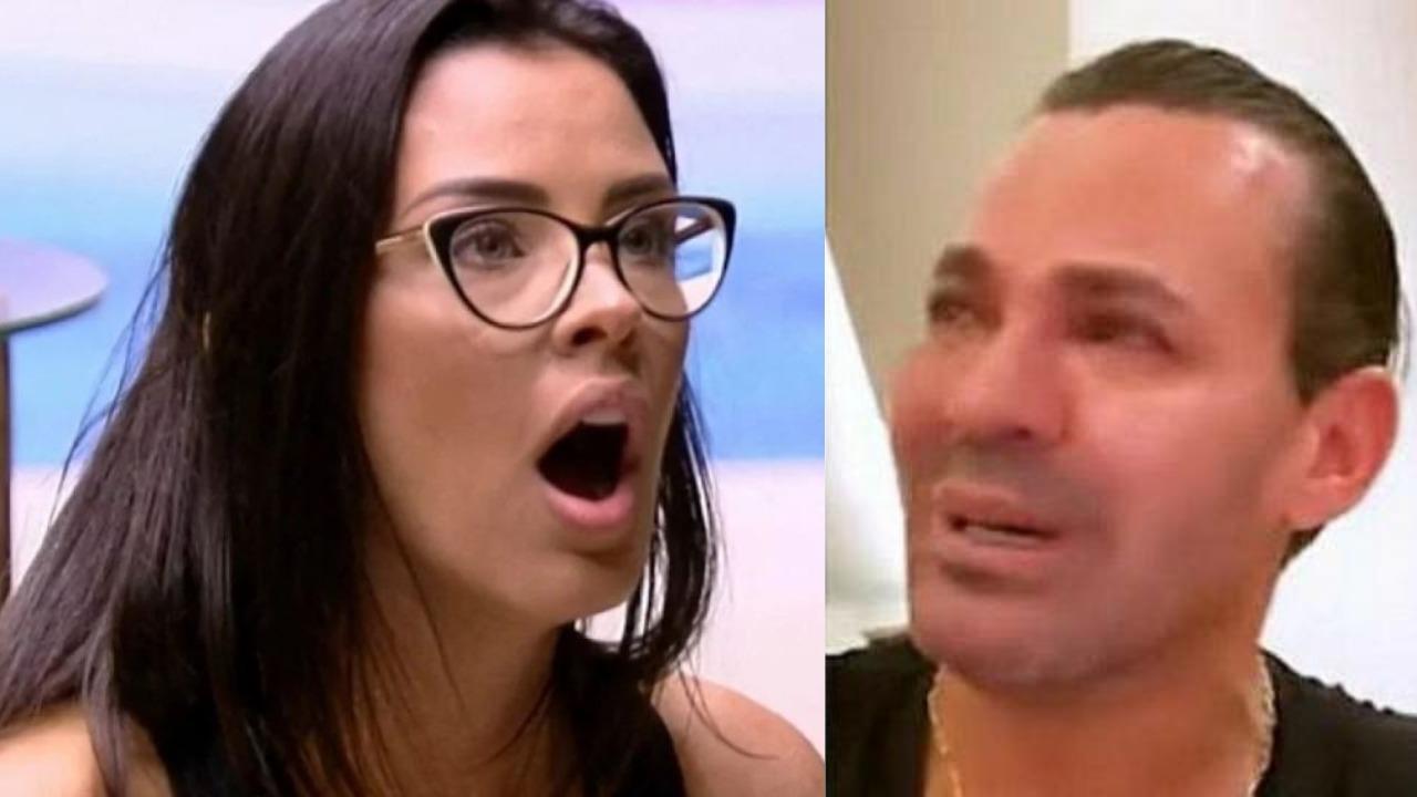 Ivy não ficou com Eduardo Costa (Foto: Reprodução/TV Globo/Instagram)
