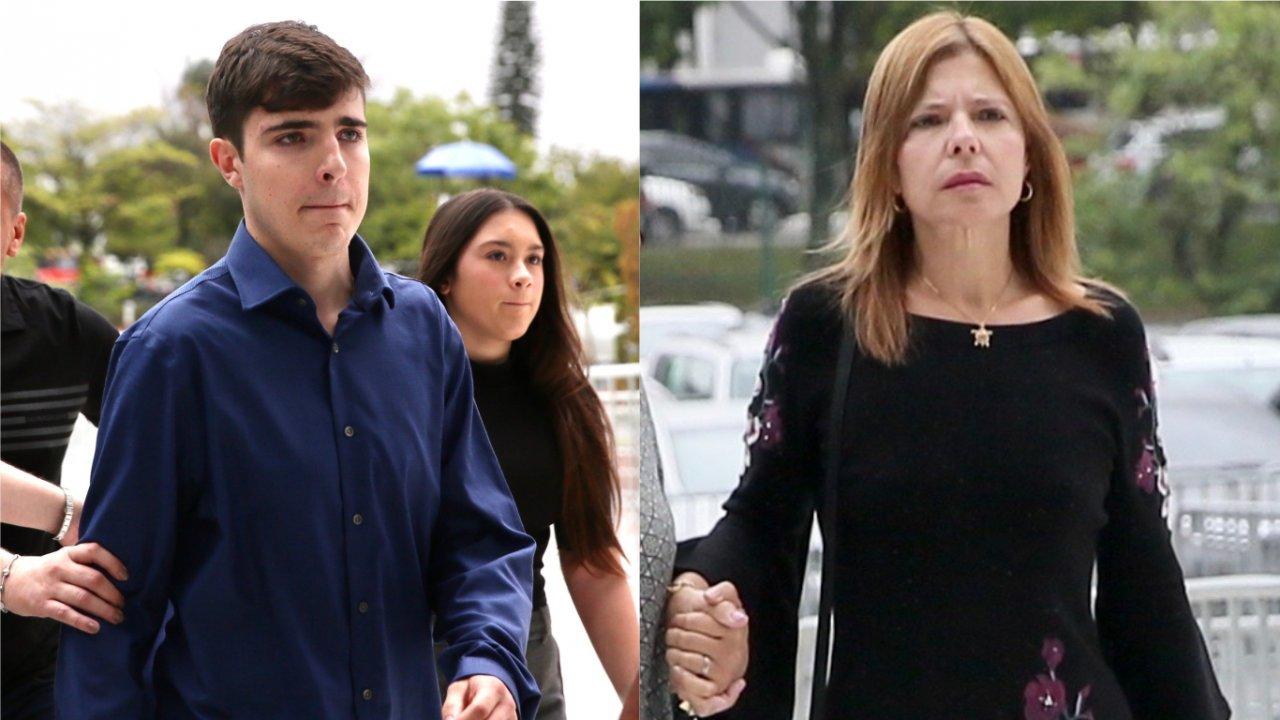 João Augusto é filho de Rose Miriam com Gugu Liberato - Foto: Montagem