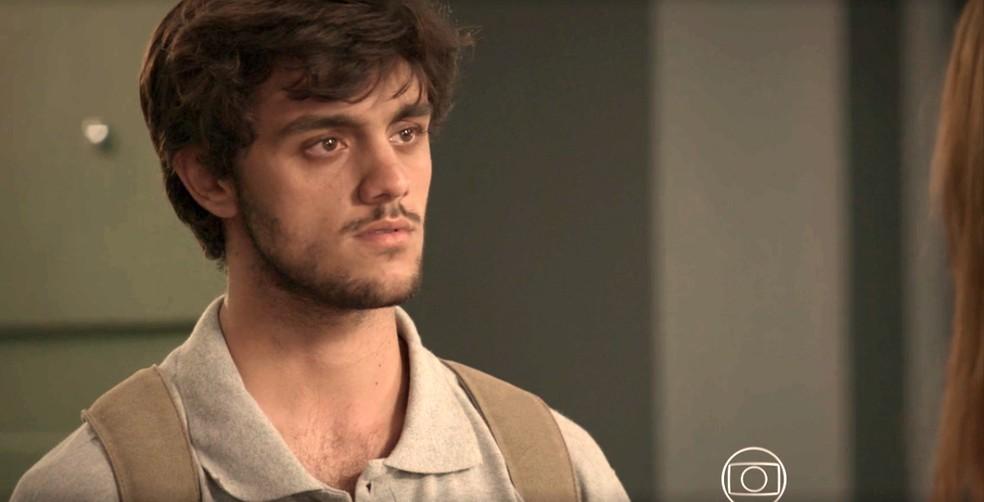 Jonatas fica em choque com a decisão de Eliza em Totalmente Demais