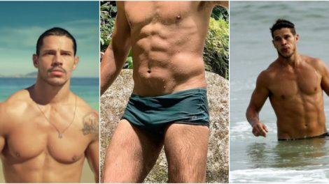 José Loreto, ator da Globo com fama de dotadão, admitiu já ter brochado no sexo
