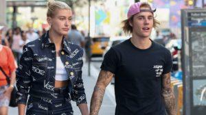 Hailey Baldwin comentou a possibilidade um herdeiro com Justin Bieber nessa quarentena (Foto: Reprodução)