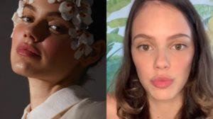 Laura Neiva faz desabafo sobre doença