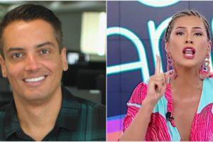 Leo Dias apresentará novo programa com Lívia Andrade (Reprodução)
