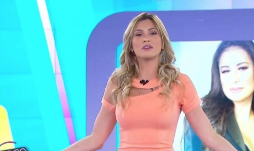 Lívia Andrade surpreendeu ao reagir a crítica ao Fofocalizando - Foto: Reprodução
