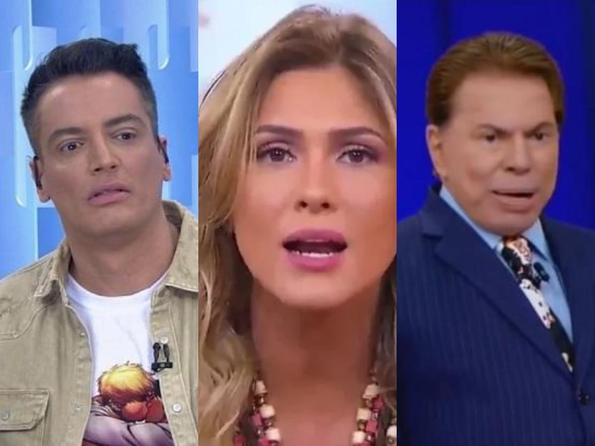 Verdade de briga com Silvio Santos, macumba com Leo Dias exposta e ida a reality: Lívia Andrade escancara a real (Foto: reprodução/Montagem TV Foco)